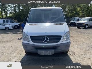2012 Mercedes-Benz Sprinter Cargo 2500