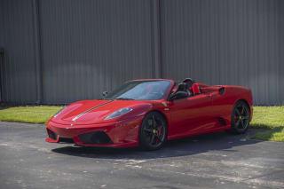 2009 Ferrari 430 Scuderia Spider Base