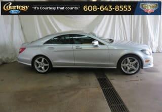 2012 Mercedes-Benz CLS CLS 550 4MATIC