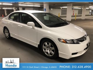 2010 Honda Civic LX