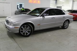 2004 Jaguar XJ Vanden Plas
