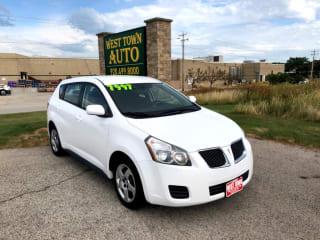 2010 Pontiac Vibe 1.8L