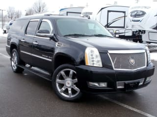 2009 Cadillac Escalade ESV Platinum Edition