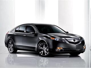 2010 Acura TL SH-AWD w/Tech