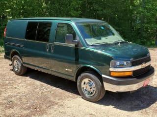 2005 Chevrolet Express Cargo 2500