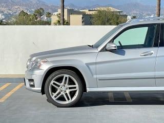 2011 Mercedes-Benz GLK GLK 350 4MATIC