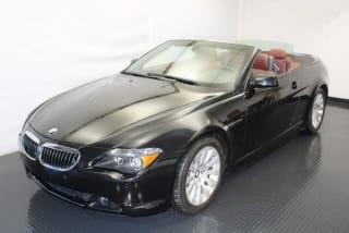 2004 BMW 6 Series 645Ci