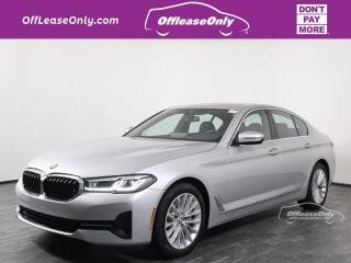 2021 BMW 5 Series 540i xDrive