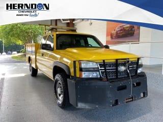 2005 Chevrolet Silverado 3500 LS