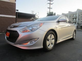 2012 Hyundai Sonata Hybrid