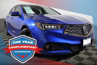 2020 Acura TLX V6 w/Tech w/A-SPEC