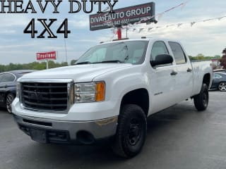 2010 GMC Sierra 2500HD Work Truck