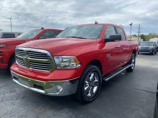 2018 Ram Pickup 1500 Big Horn