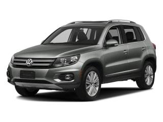 2017 Volkswagen Tiguan 2.0T Limited S