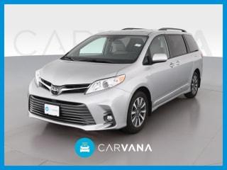 2020 Toyota Sienna XLE 7-Passenger