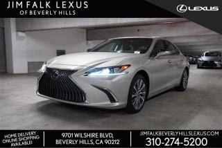 2021 Lexus ES 300h Base