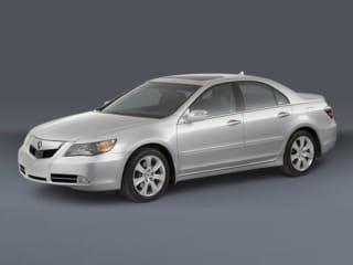 2010 Acura RL SH-AWD w/Tech