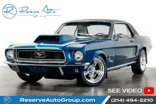 1968 Ford Mustang 429 BB - 500HP/500ft-lb - Complete rebuild 6,000 miles ago - Lot