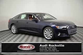2020 Audi A6 2.0T quattro Premium