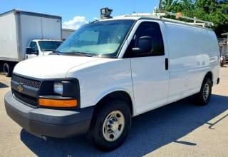 2009 Chevrolet Express Cargo 2500