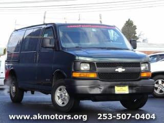2004 Chevrolet Express Cargo 2500