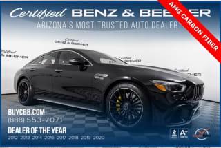 2020 Mercedes-Benz AMG GT 63 S