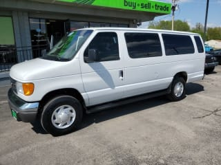 2007 Ford E-Series Wagon E-350 SD XLT