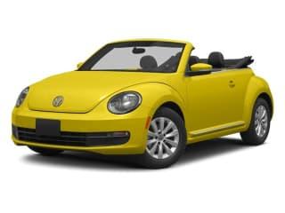 2013 Volkswagen Beetle 2.5L 50s Edition