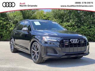 2021 Audi SQ7 4.0T quattro Prestige