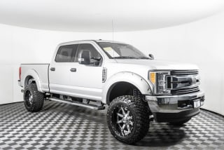 2017 Ford F-250 Super Duty XLT