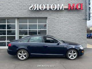 2011 Audi A6 4.2 quattro Prestige