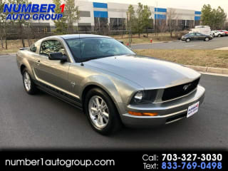 2009 Ford Mustang V6 Deluxe
