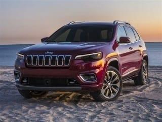 2019 Jeep Cherokee Latitude Plus