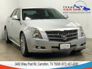 2011 Cadillac CTS 3.0L Performance