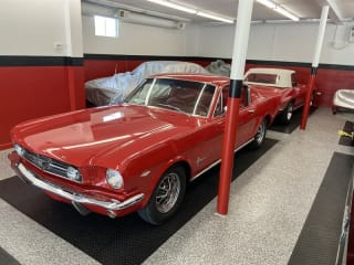 1965 Ford Mustang FASTBACK RALLY PAC