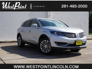 2018 Lincoln MKX Select