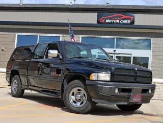 1996 Dodge Ram Pickup 1500 Laramie SLT