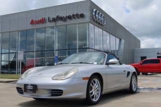 2004 Porsche Boxster Base