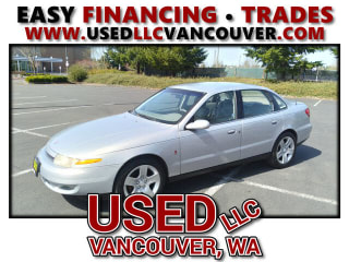 2000 Saturn L-Series LS2