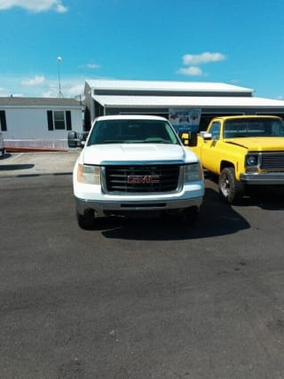 2010 GMC Sierra 2500HD Work Truck