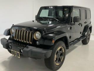 2014 Jeep Wrangler Unlimited Dragon