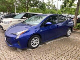 2016 Toyota Prius Four