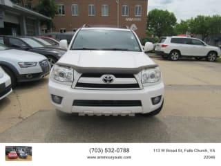 2009 Toyota 4Runner Limited