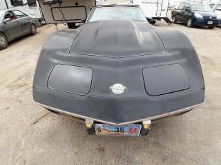 1978 Chevrolet Corvette 2d Coupe Stingray