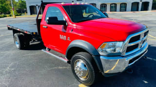 2014 RAM 5500 Chassis 4X2 2dr Regular Cab 168.5 in. WB