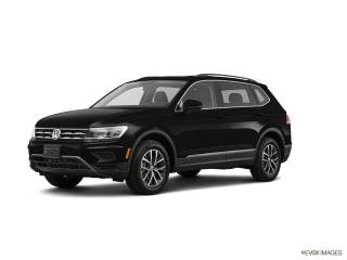 2020 Volkswagen Tiguan 2.0T SE R-Line Black