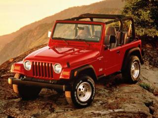 1999 Jeep Wrangler SE