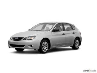 2008 Subaru Impreza WRX