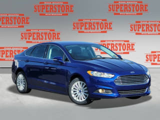 2014 Ford Fusion Energi SE