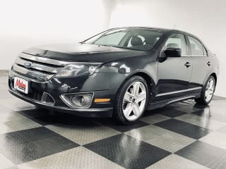 2011 Ford Fusion Sport